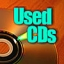 Used CDs